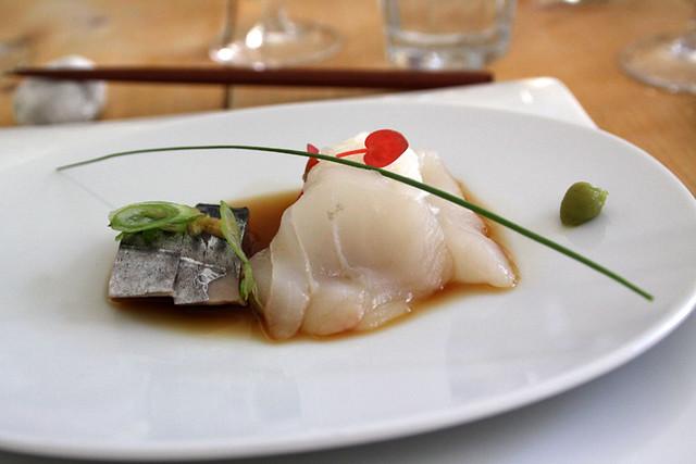 3.Suzuki to saba no sashimi