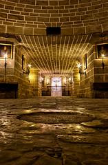 In the Crypt (Bo Snaps Photography) Tags: church spain andalucia cadiz sansebastian