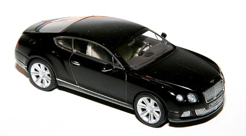 Minichamps Bentley GT