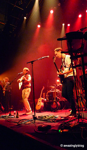 Stornoway(UK) at Café de la Danse, Paris