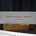 Rabbitneck + Dotty Letterpress Hang Tags