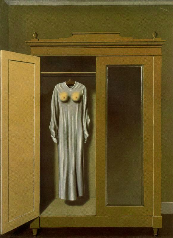 René Magritte, Homenaje a Mack Sennett, 1937