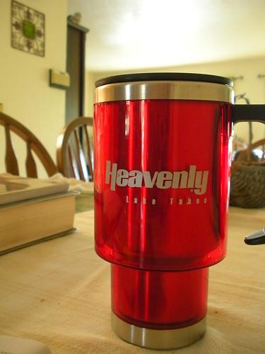 Heavenly Lake Tahoe Cup