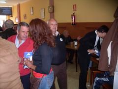 Carmen Moriyn: Repartiendo publicidad en La Calzada (Carmen Moriyn) Tags: publicidad gijn asturias foro candidata lacalzada foroasturias carmenmoriyn ellauredal