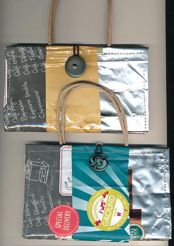 Coffee Bag Notebooks