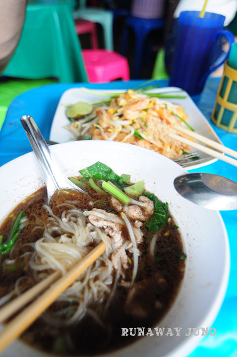 Noodle and Phat Thai