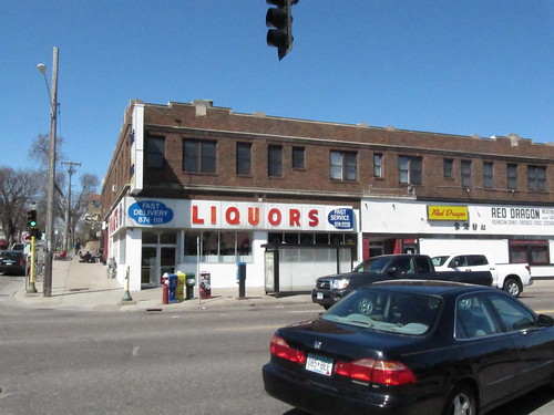 Hums Liquors and Red Dragon Restaurant