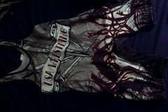 USA Wrestling Singlet (Showtime52 (Rider bound)) Tags: usa dark grey adult wrestling badass gothic sword medium singlet sublimated usawrestling adultmedium