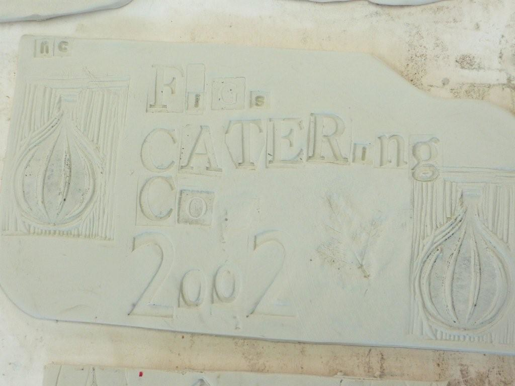 Ceramic Tiles Workshop 16th April