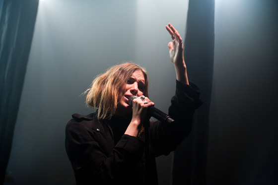 Lykke Li @ Shepherds Bush Empire 14/04/11