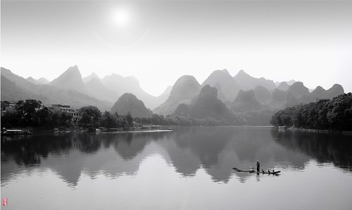 Quilin Lijiang River, China 桂林漓江 by jansoncs