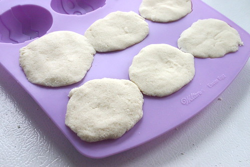 Fill with Salt Dough