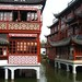 Tea house on the water