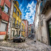 Urban Color – (HDR Lisbon, Portugal) by blame_the_monkey