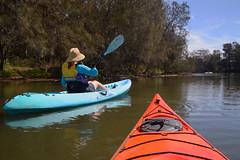 Tuross Lake, NSW (Eurobodalla) Tags: kayak day exploring sunny australia adventure nsw newsouthwales watersports southcoast discover turosslake eurobodalla