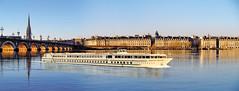 Bordeaux, pont de pierre (udotsi de gironde) Tags: panorama france pierre bordeaux pont garonne quai façade fleuve faáade