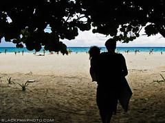 Beach Day (BlackPawPhoto) Tags: ocean nyc newyorkcity ny newyork man beach mexico sand warm wind father daughter bluewater playa mexican jungle tropical statenisland qr beachday boogieboard bodyboard quintanaroo playacar nycphotographer yucutanpeninsula blackpawphoto statenislandphotographer