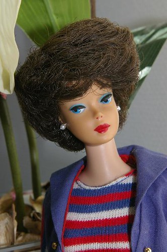 1964 Bubble Cut Barbie