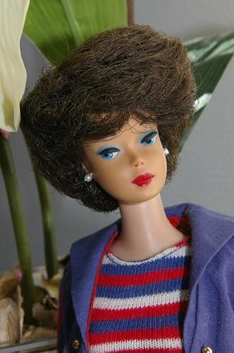 1964 Bubble Cut Barbie