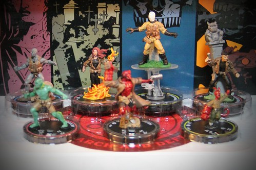 Indy HeroClix HELLBOY and the BPRD_002