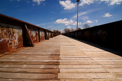 Railway Bridge (Crystal Young) Tags: april canon5d brantford 11423 tokina1116mmf28 3652011