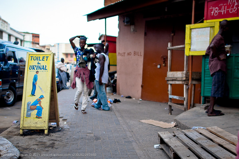 Accra Hustling