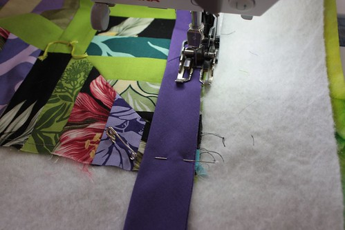 Sewing Binding 1