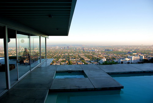Case Study House No 22 Stahl House Pierre Koenig Architect 1960 - Stahl-house-a-modern-residence-in-los-angeles
