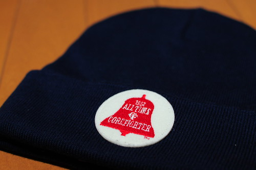 corefighterco. / Chain & Bell Wappen Beanie