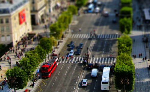Miniature Paris