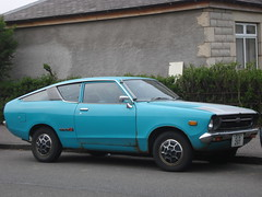 1978 Datsun 120Y Coupe (GoldScotland71) Tags: sunny 1978 1970s coupe datsun 120y dya251t