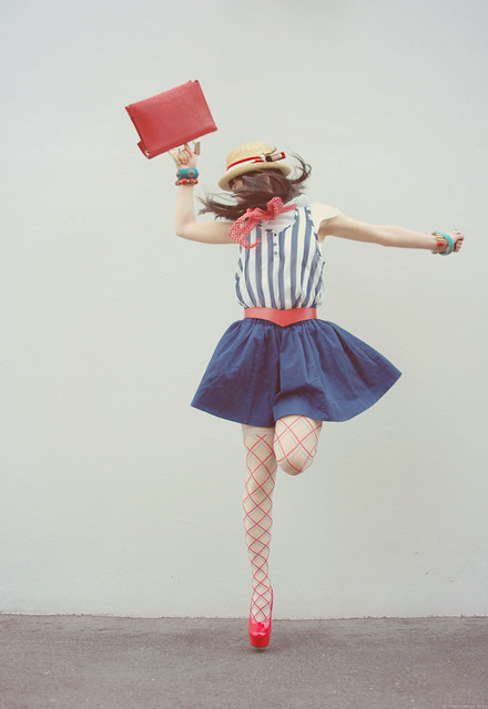 I am still a sailor girl