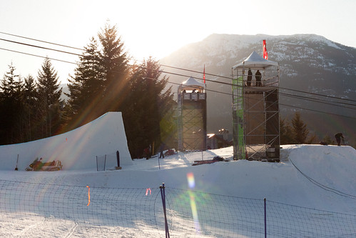 World Skiing Invitational / AFP World Championship: Big Air
