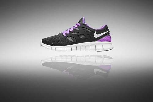 Nike Free Run+ 2 (Women's B)