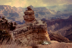 Grand Canyon - South Rim (DigiDi) Tags: arizona nature landscapes grandcanyon southrim digidi memoriesbook myowntexture artistictreasurechest netartii