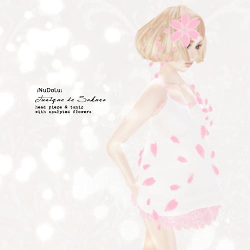 Tunique de Sakura AD