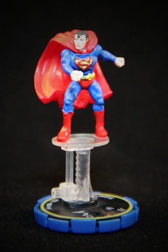 DC Heroclix Hypertime #109 Superman - Rookie