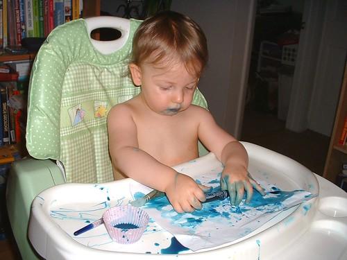 blue paint 04-27-11 2