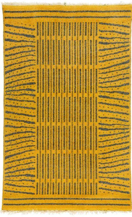 Doris Blau Rugs, Swedish double-piled, 1930