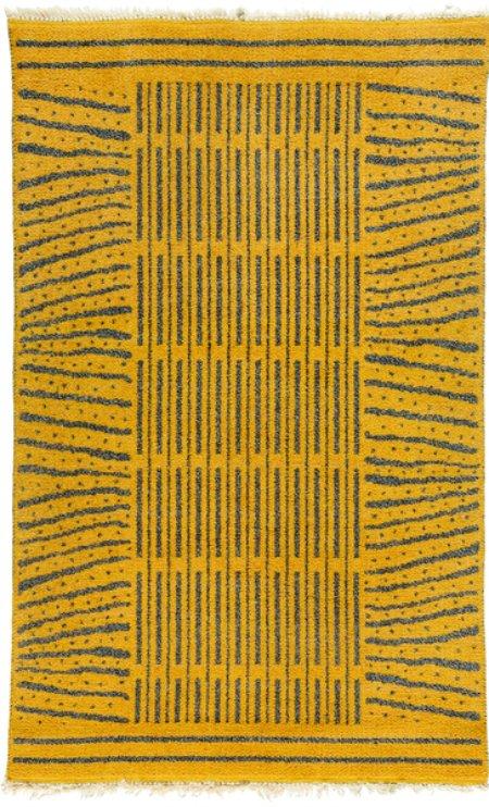 Doris Blau Rugs, Swedish double-piled, 1930