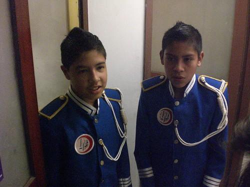 Niños gritones by jorgepedrouribe