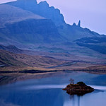 Dusk on the Isle of Skye: The Old Man of Storr thumbnail