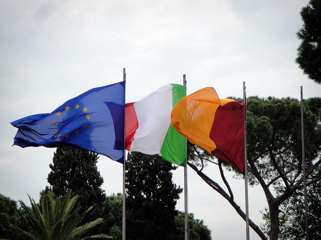 eu + italia + roma