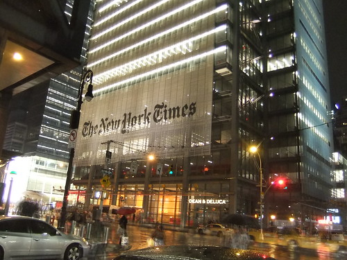 From flickr.com: The New York Times building {MID-69851}