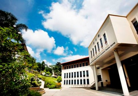 ONG TENG CHEONG Student Activities & Leadership Training Centre