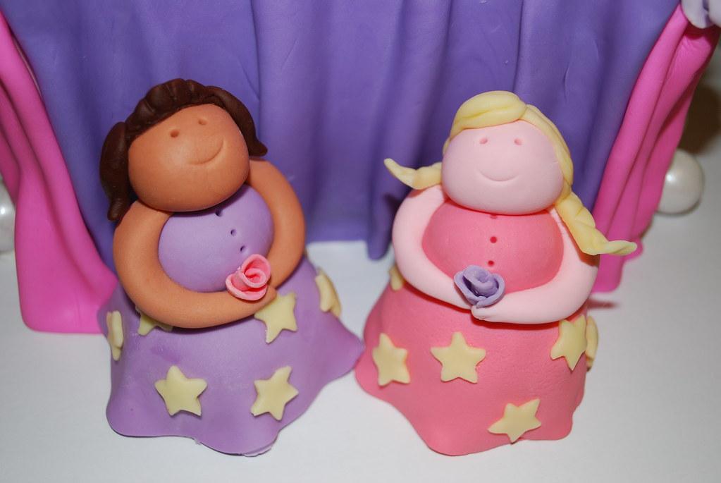 Fashion Show Cake