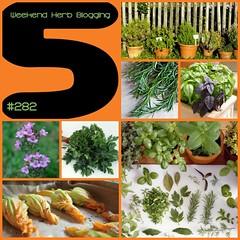 Weekend Herb Blogging #282