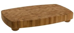 [photo-end grain wood cutting board]