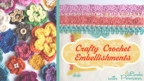 Crafty Crochet Embellishments