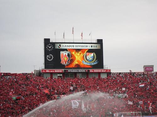 Urawa REDS vs Marinos
